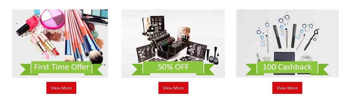 Deep Black Wear Beauty Salon and Designer Hair Studio -  - Special Offers & Deals